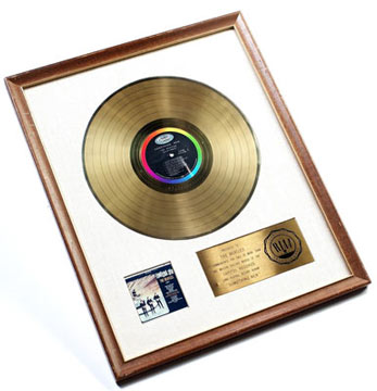 beatles_gold_disc